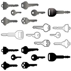 The Different Types of Car Keys