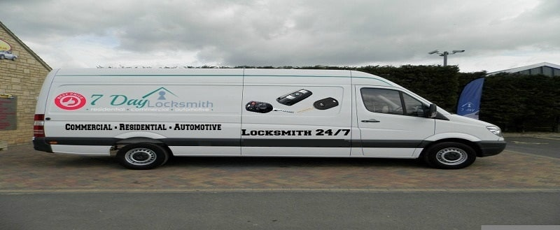 7 Day Locksmith Vista