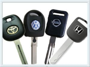 replacement car key San Diego