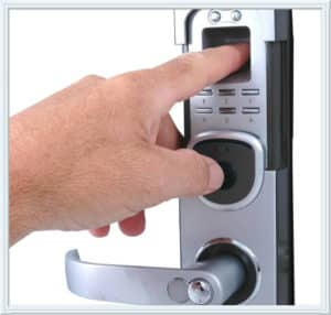 biometric locks San Diego
