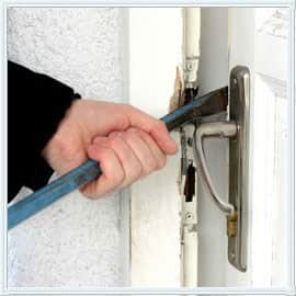 residential burglary San Diego