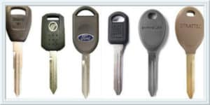 automotive key cutting San Diego