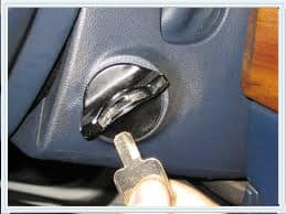 broken car key extraction San Diego