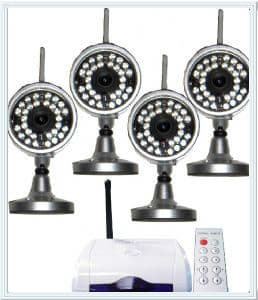 wireless video cameras San Diego