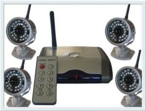 wireless video camera San Diego
