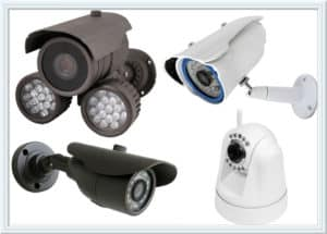 commercial security cameras San Diego