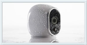 weatherproof security camera with night vision San Diego