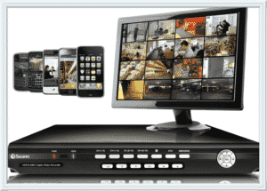wireless security cameras with monitor San Diego