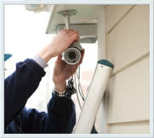 how to install security cameras San Diego