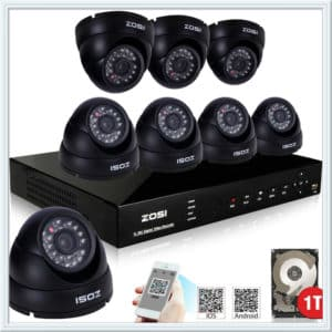 wireless security camera system with dvr San Diego