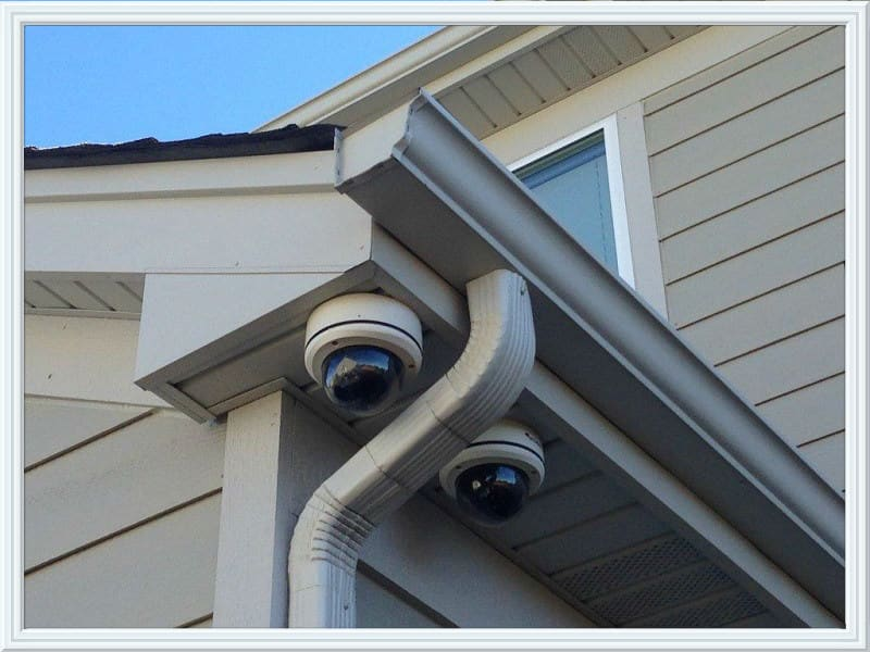 Outdoor Home Security Camera Systems Reviews