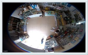 wide angle security camera San Diego