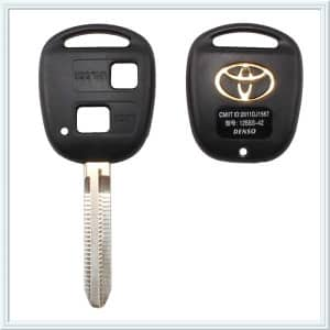 toyota replacement key san diego