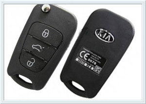 Kia replacement key