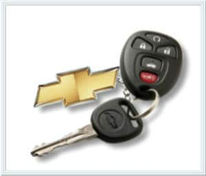 Chevrolet Replacement Key San Diego