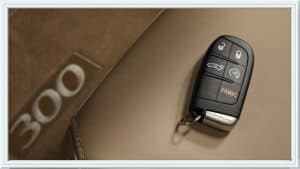 Chrysler key replacement san diego