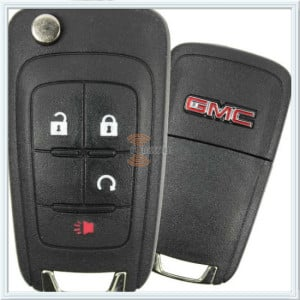 GMC Replacement Key san diego