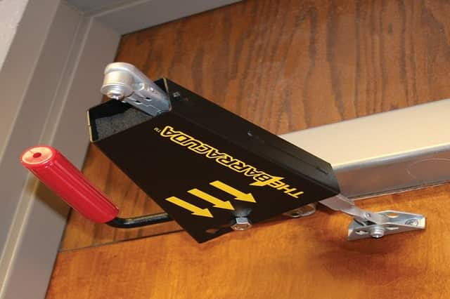 Door Slower Amp Medium Duty Hydraulic White Door Closer Sc 1