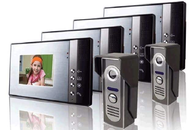 Audio Video Door Entry Systems Gallery Doors Design Modern