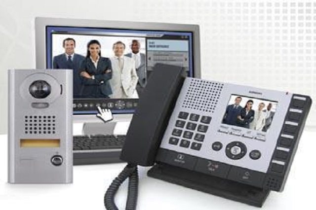 Audio Video Intercom System 7 Day Locksmith