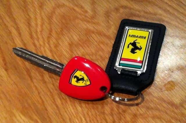 Ferrari Key Replacement 7 Day Locksmith